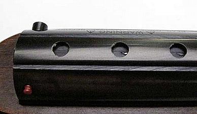 Instalando lunetas Insert-do-stop-mount
