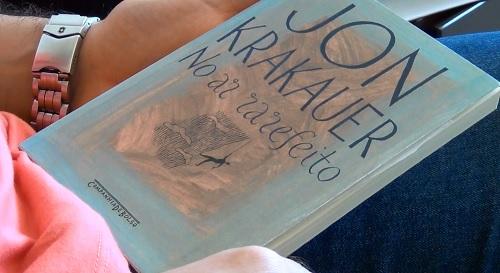 Dica de Livro: No Ar Rarefeito