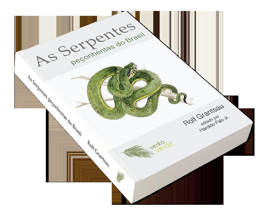 Livro: As Serpentes Peçonhentas do Brasil