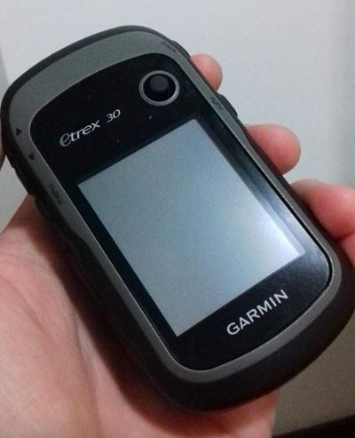 Linha eTrex, com aparelhos pequenos e versáteis.